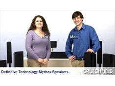 Video: Definitive Technology Mythos Speakers