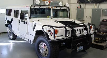 1992-2002 Hummer H1