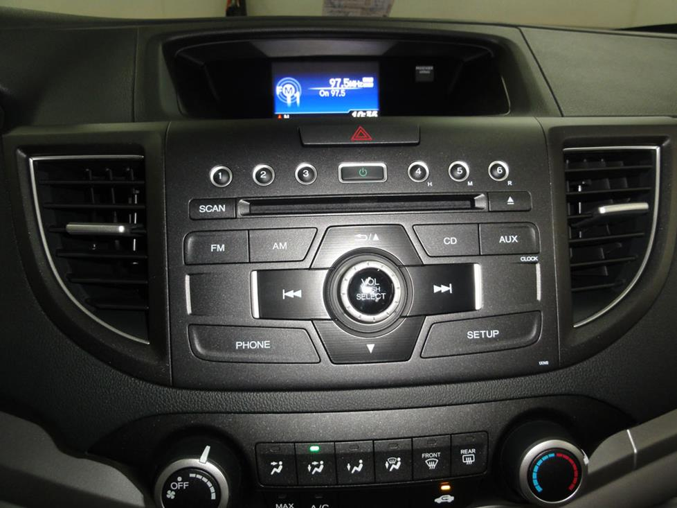 radio how to install new audio gear in your 2012 2015 honda cr v  at mifinder.co