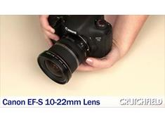 Video: Canon EF-S 10-22mm USM Lens
