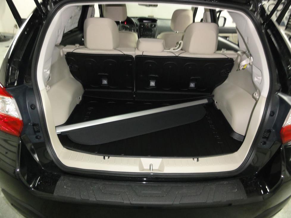 Subaru Crosstrek Cargo Area Subwoofer