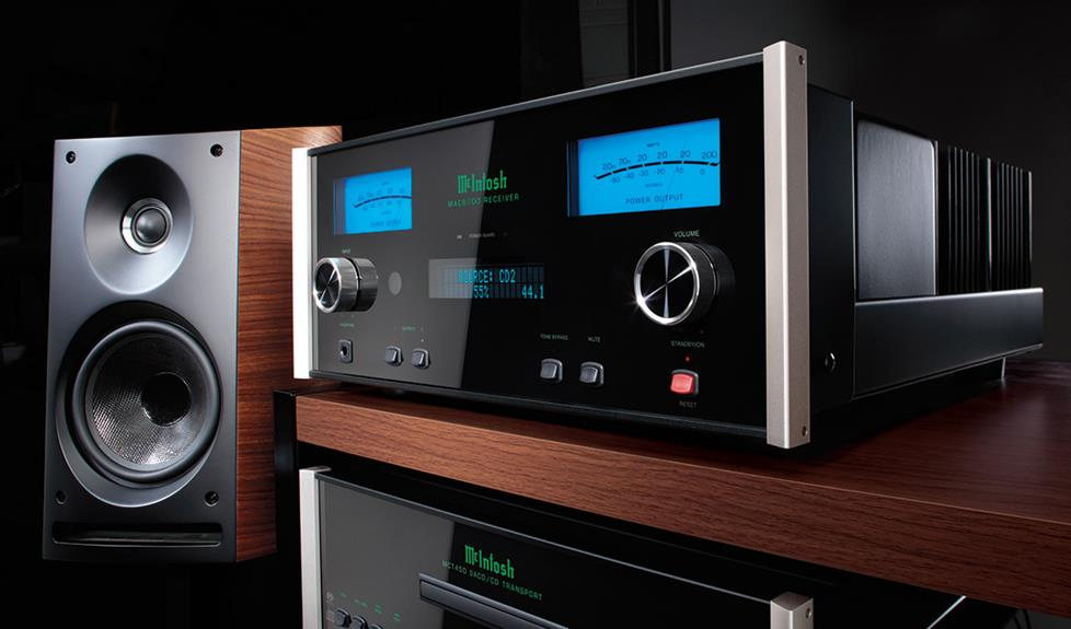 McIntosh MAC6700 stereo receiver