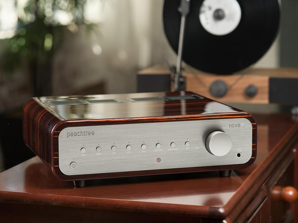 Peachtree Nova300 integrated amplifier