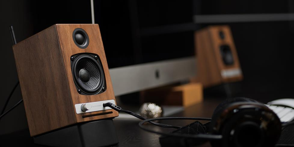 Audioengine computer speakers