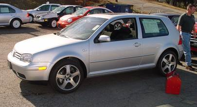 1999-2006 Volkswagen Golf and GTI