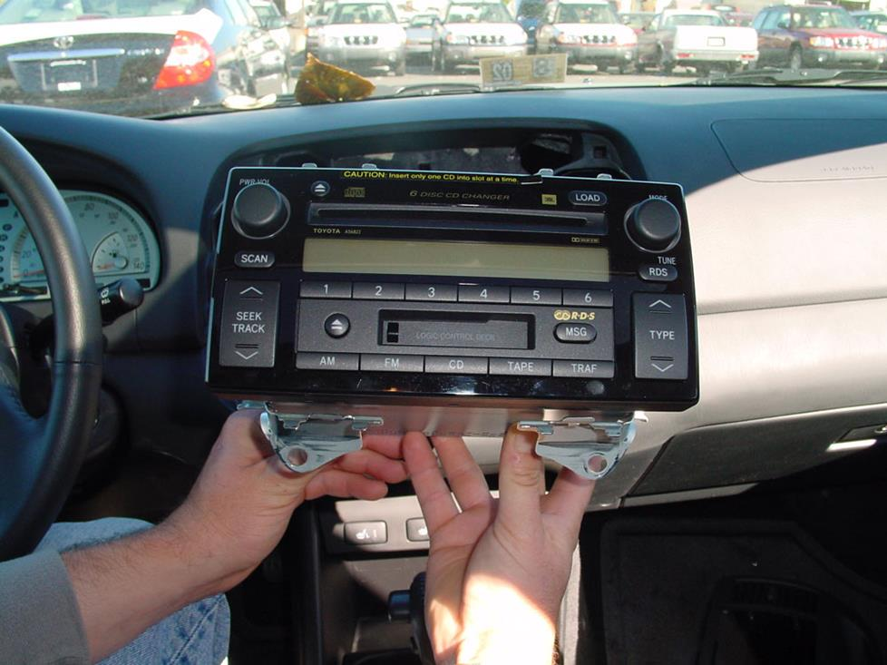 2008 camry radio upgrade