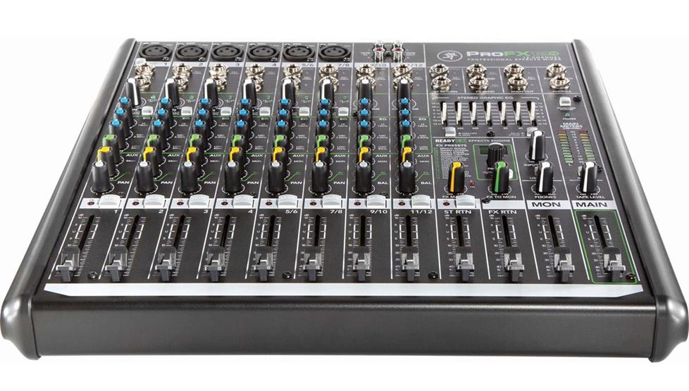 live sound buying guide mackie analog mixer