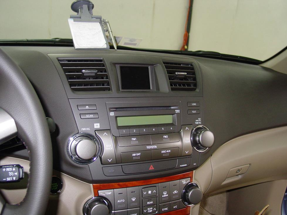 Radio on Toyota Jbl Car Stereo For 2012