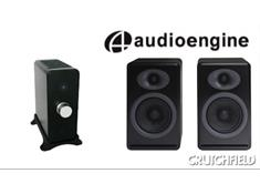 Video: Audioengine N22 desktop amp and P4 bookshelf speakers