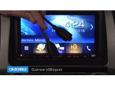 Demo of the Kenwwood Excelon DDX9903S DVD receiver