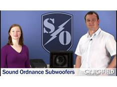 Video: Sound Ordnance Subwoofers