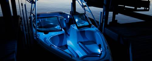 Three ways to add LED lights to your boat