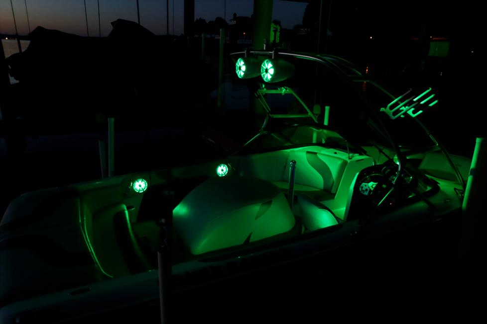 three ways to add led lighting to your boat — make life on the water