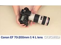 Video: Canon EF 70-200mm f/4L Lens