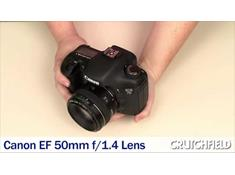 Video: Canon EF 50mm f/1.4 USM Lens