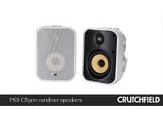 Video: PSB CS500 Outdoor speakers