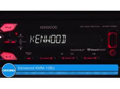 Video: Demo of the Kenwood KMM-108U digital media receiver
