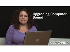 Video: Upgrading Computer Sound