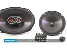 Video: JBL Club car speakers