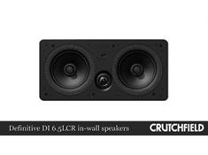 Video: David's In-Wall Speakers
