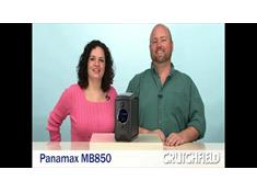 Video: Panamax MB850 Uninterruptible Power Supply & Surge Protector
