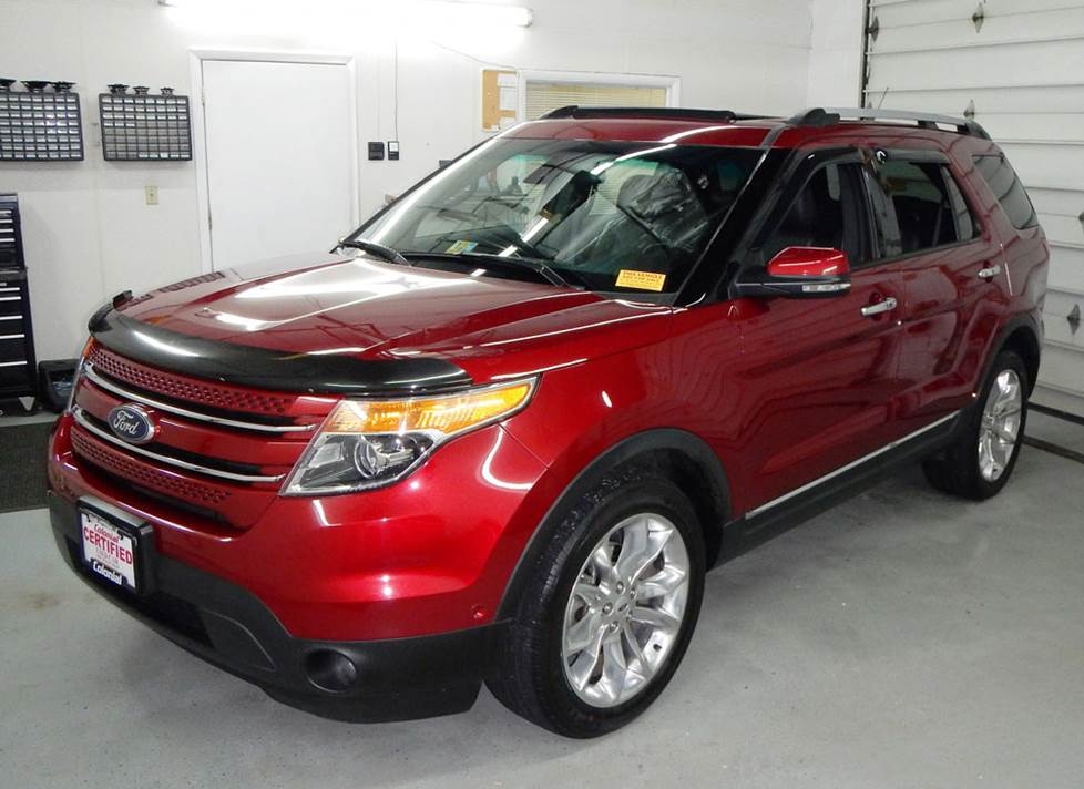 2011-2015 Ford Explorer on