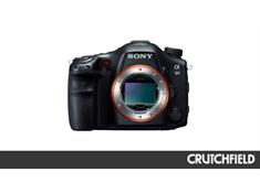 Crutchfield: Sony Alpha A-mount Cameras