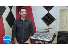 Video: How to use a mixing board
