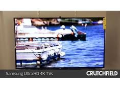 Video: Samsung Ultra HD 4K TVs