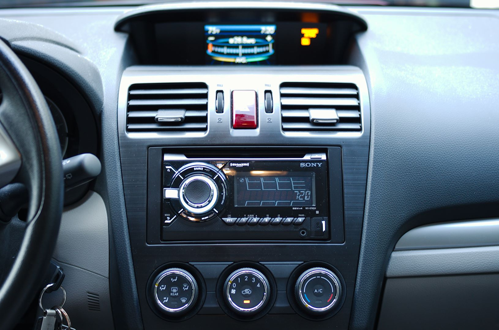 Scosche SU2029B Dash Kit For select 2012-15 Subaru vehicles
