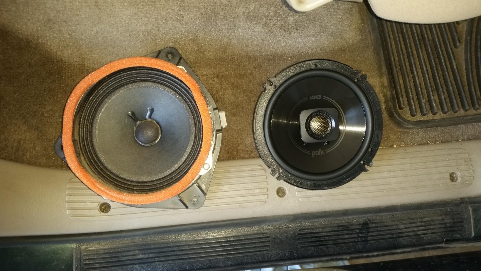 Polk Audio DB 652 DB+ Series 6-1/2