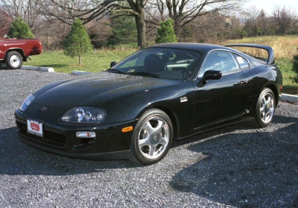 Upgrading The Stereo System In Your 1993 1998 Toyota Supra