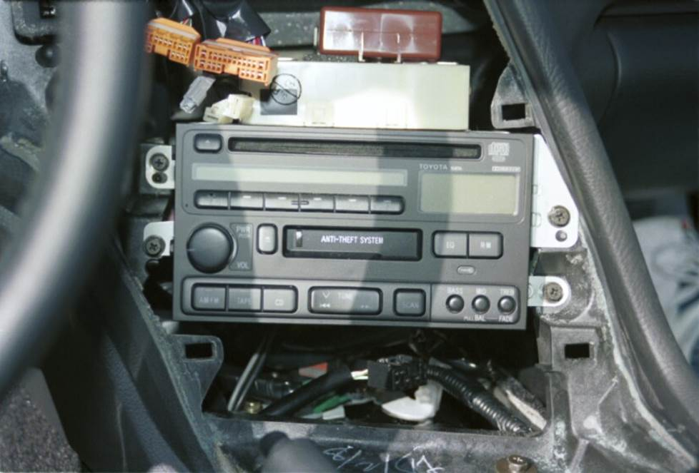 upgrading the stereo system in your 1993-1998 toyota supra  crutchfield