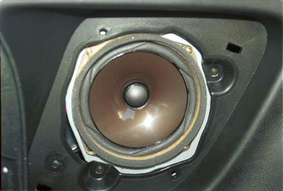 toyota supra rear side speakers