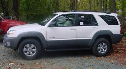2003-2009 Toyota 4Runner