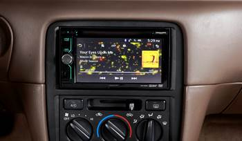 The advantages of having a touchscreen receiver in your car