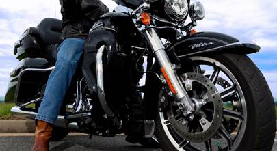 Awesome audio for a Harley-Davidson Ultra Glide
