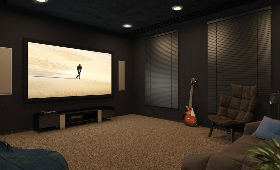 Projector screen buying guide - What size tv to get for living room ...