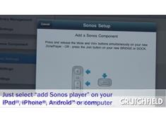 Video: How to add a Sonos® player to your system