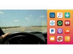 How to control your music apps in the car