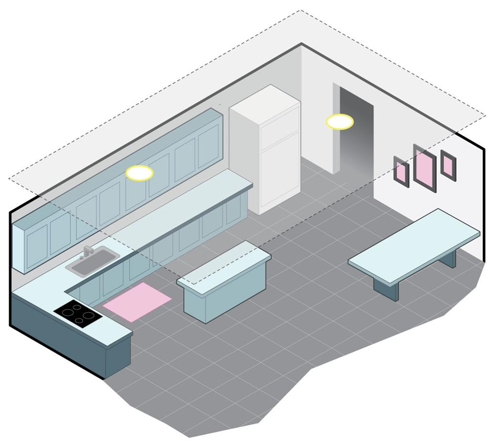 in wall and ceiling speaker placement and installation. Black Bedroom Furniture Sets. Home Design Ideas