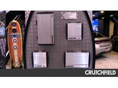 Video: Kicker Redline Series amps and subs