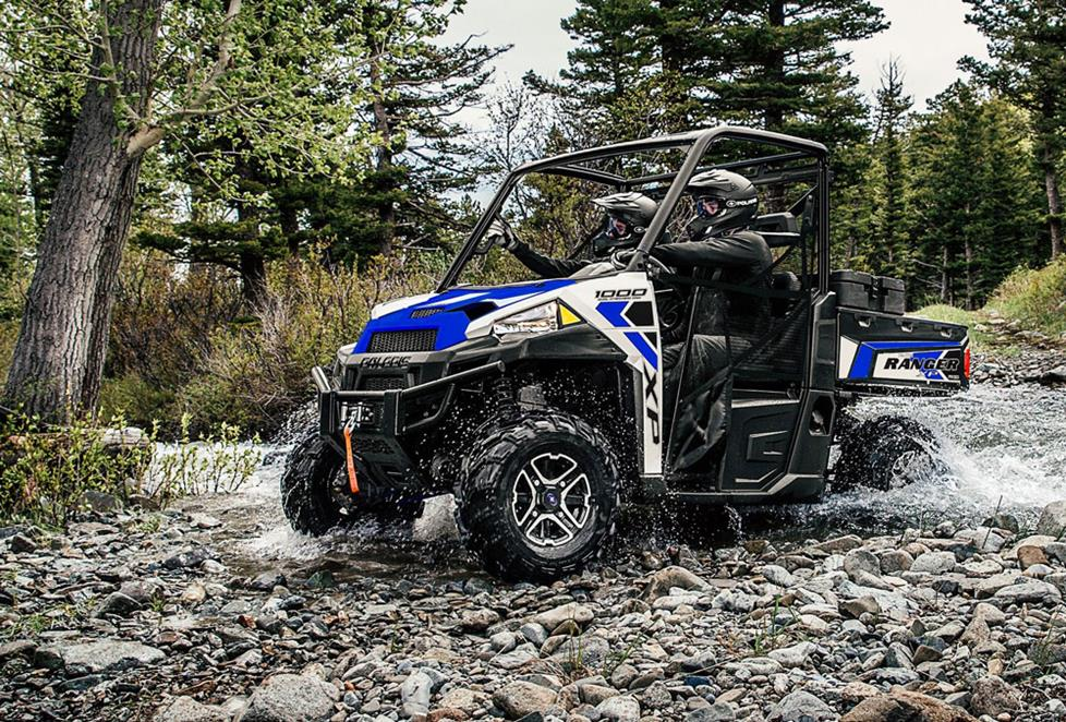 Custom Audio For Your Polaris Ranger Without Modifications