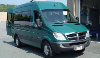 2007-up Mercedes-Benz/Dodge Sprinter