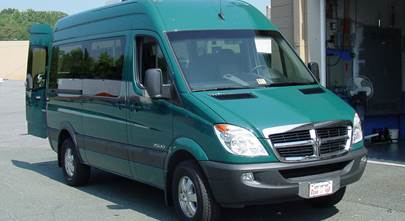 2007-2018 Mercedes-Benz/Dodge/Freightliner Sprinter