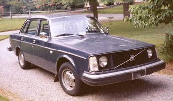 1975-1993 Volvo 240 Series