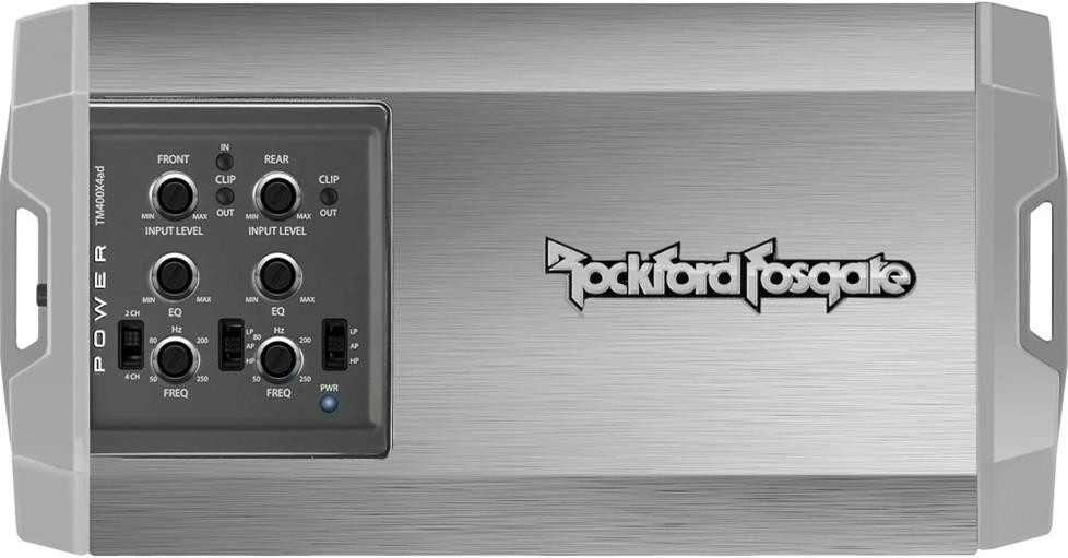 Rockford Fosgate Power TM400X4AD