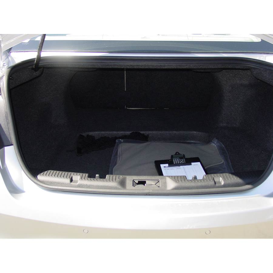 2014 Ford Taurus Cargo space