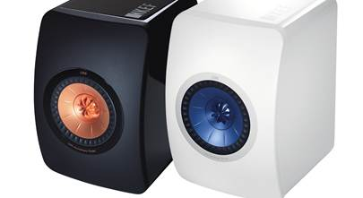 KEF LS50 and LS50 Wireless speakers review