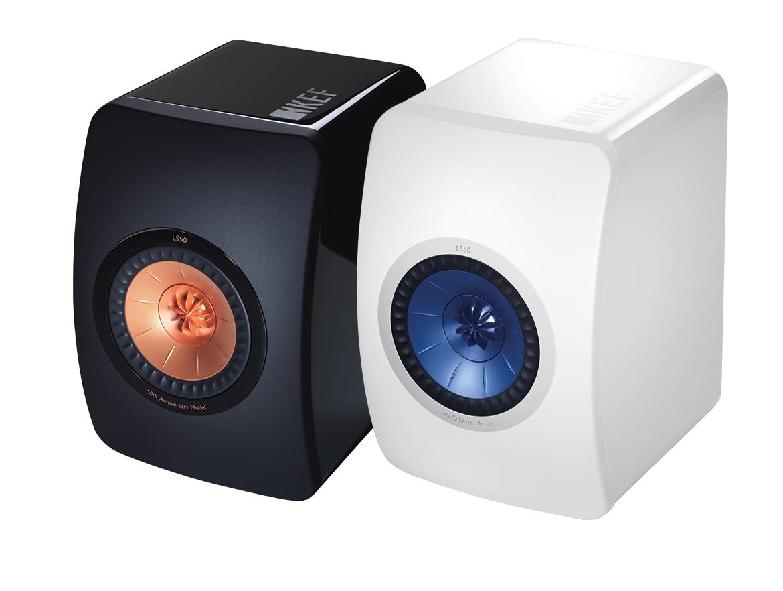 KEF LS50 Home Speakers Review